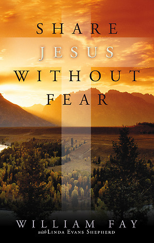book review of share jesus without